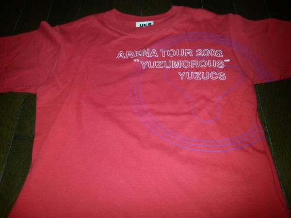 ゆず ARENA TOUR 2002 YUZUMOROUS Tシャツ