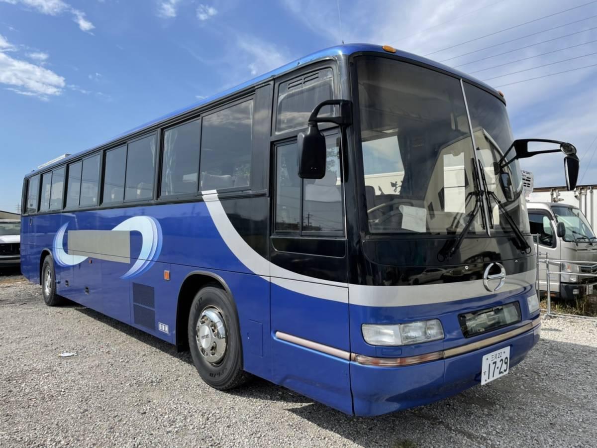 「平成4年 日野 セレガ 大型バス 57人乗り 車検残り12月まで有 愛知県から☆」の画像2