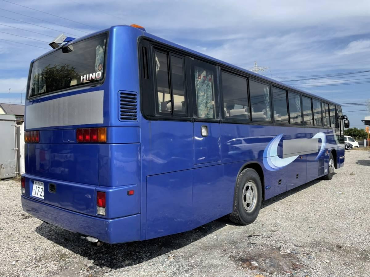 「平成4年 日野 セレガ 大型バス 57人乗り 車検残り12月まで有 愛知県から☆」の画像3
