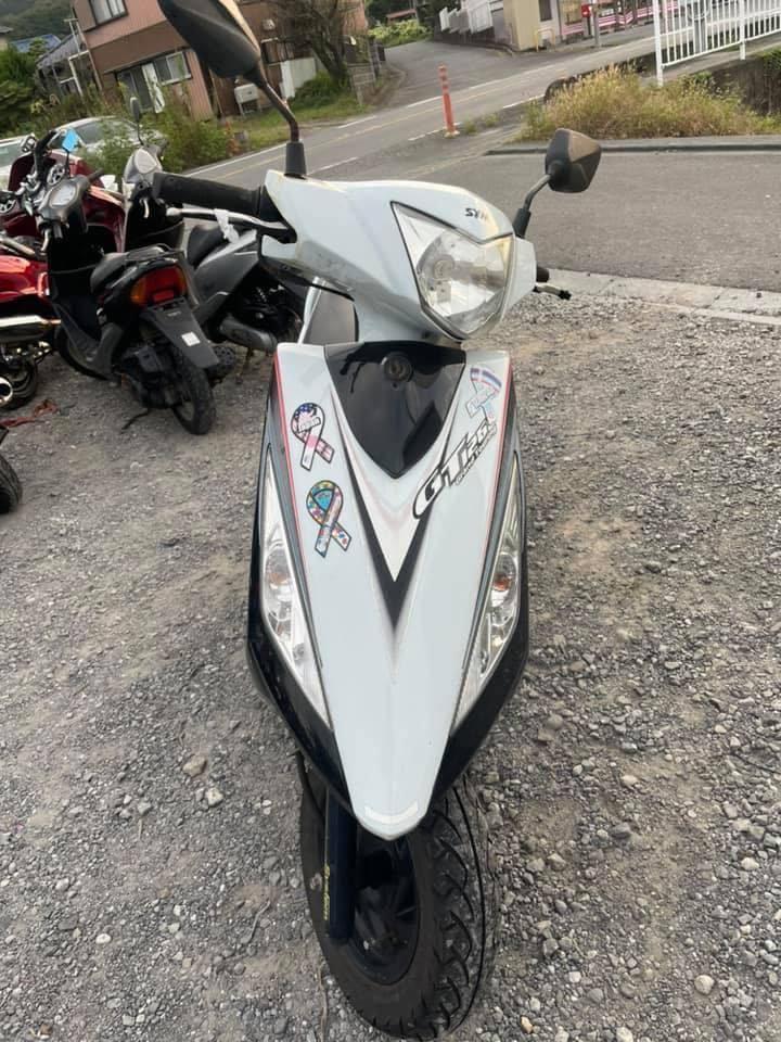「★お支払い総額 4.8万円★ SYM GT125 4スト!走行テスト済み 通勤通学に小型スクーターお探しの方に♪ 関東圏内即日配送可能です!」の画像2