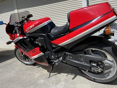 「GSX-R1100油冷」の画像2