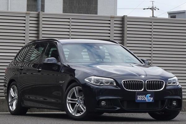 「後期 BMW 523d ツーリング Mスポーツ 1オーナー/禁煙/不具合&修復歴無し/機関良好/車検R5年9月【18インチAW/TV/BT/USB/ETC/Bカメラ/LED】」の画像3