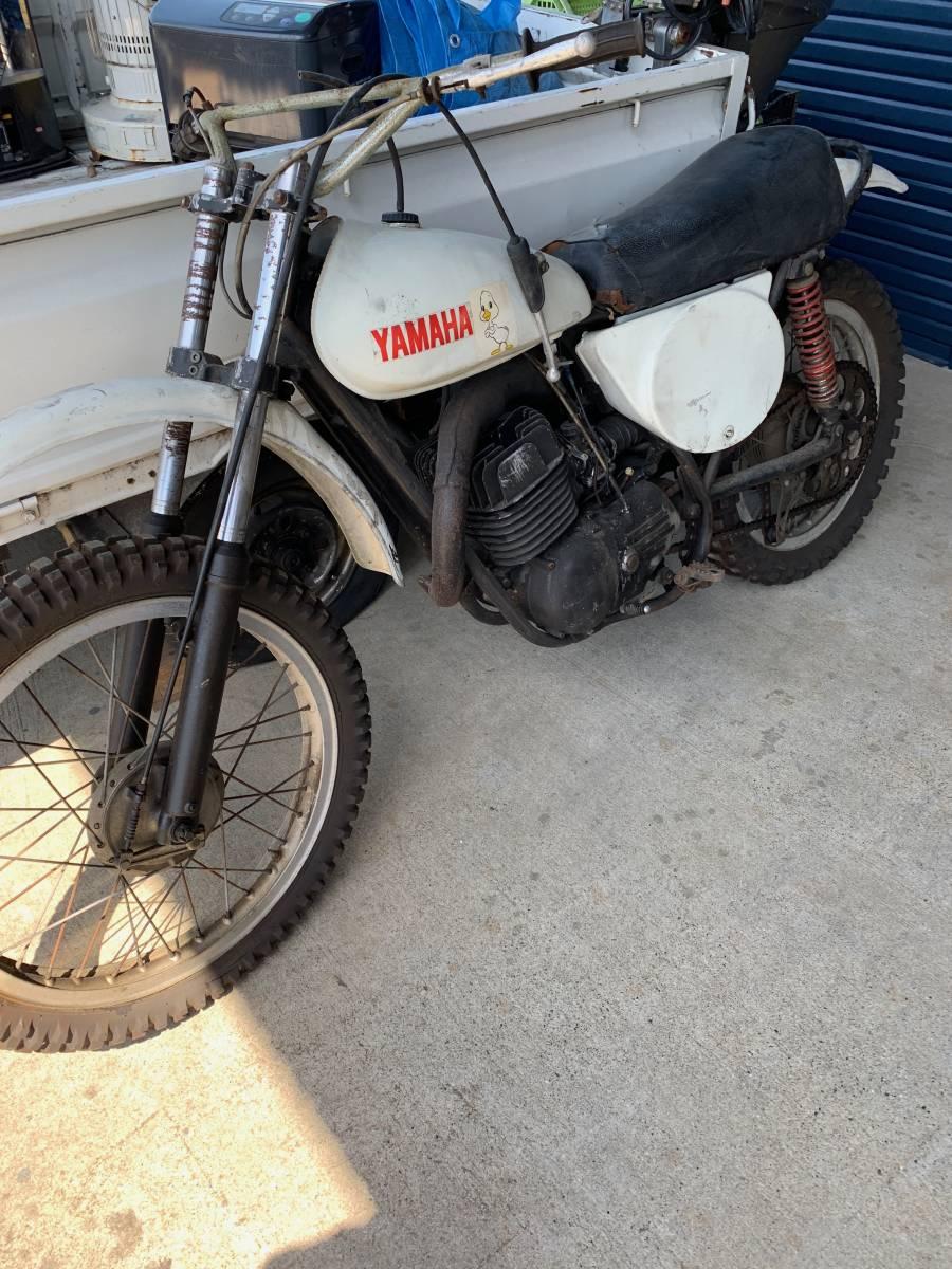 「YAMAHA:MX250:ビンテージモトクロス」の画像2