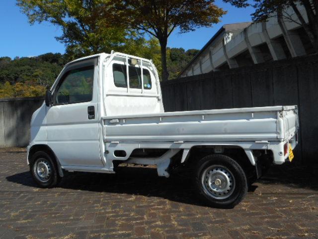 「売り切り 車検付き アクティトラック 4WD エアコン パワステ 付き 軽トラ」の画像2