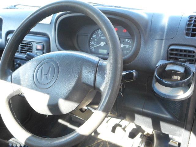 「売り切り 車検付き アクティトラック 4WD エアコン パワステ 付き 軽トラ」の画像3
