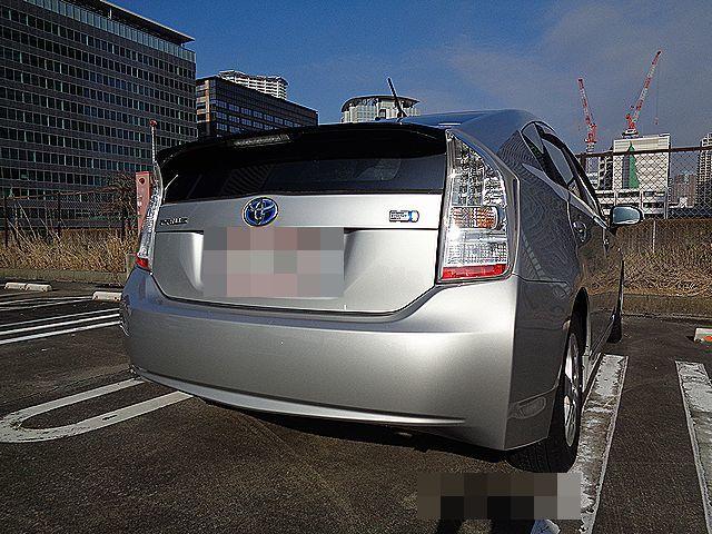 「売切★H23年式プリウスS 車検2年付(R5/10迄)純正SDナビ・ワンセグTV 」の画像3
