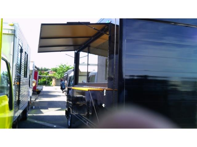「【くるま☆市場】★移動販売車★キッチンカー★ケータリングカー★イベントカー★タイタンダッシュ」の画像3