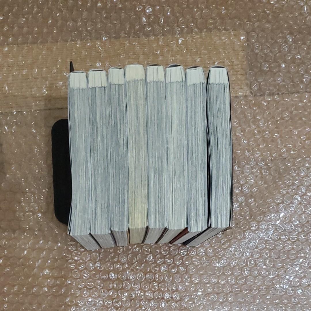 (全巻初版)終末のハーレム ファンタジア1巻ー8巻 LINK SAVAN 全巻セット 最新巻10月9日現在