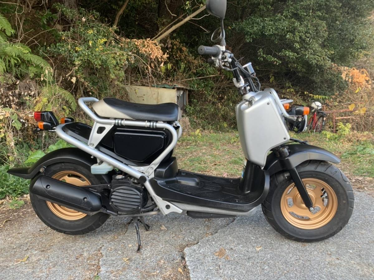 「高知市 ズーマーFI インジェクション 好調 美車」の画像1