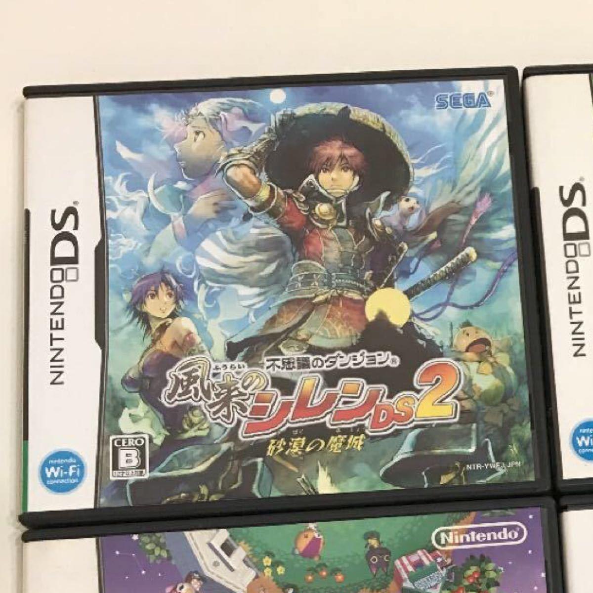 DS ソフト カセット 風来のシレン2