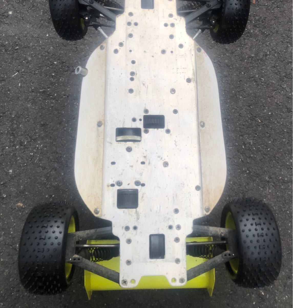 ラジコンカー 京商 インファーノTR15  プロポセット  調整済 送料込み