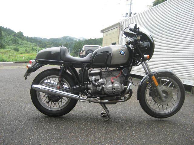 「BMW-R80RTカスタム」の画像2