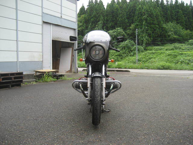 「BMW-R80RTカスタム」の画像3