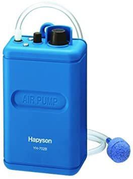 「ハピソン(Hapyson) 乾電池式エアーポンプ YH-702B」の画像1