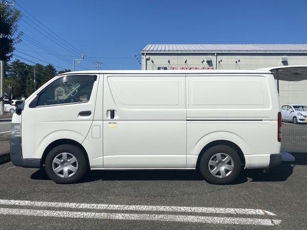 「[格安出品] トヨタ ハイエース 冷凍冷蔵バン ディーゼル 移動販売店等に大活躍!」の画像2
