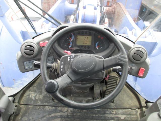 日立 タイヤショベル(ホイールローダー) 2008年式 ZW220_画像10