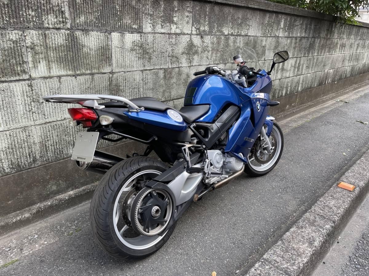 「BMW F800ST」の画像3