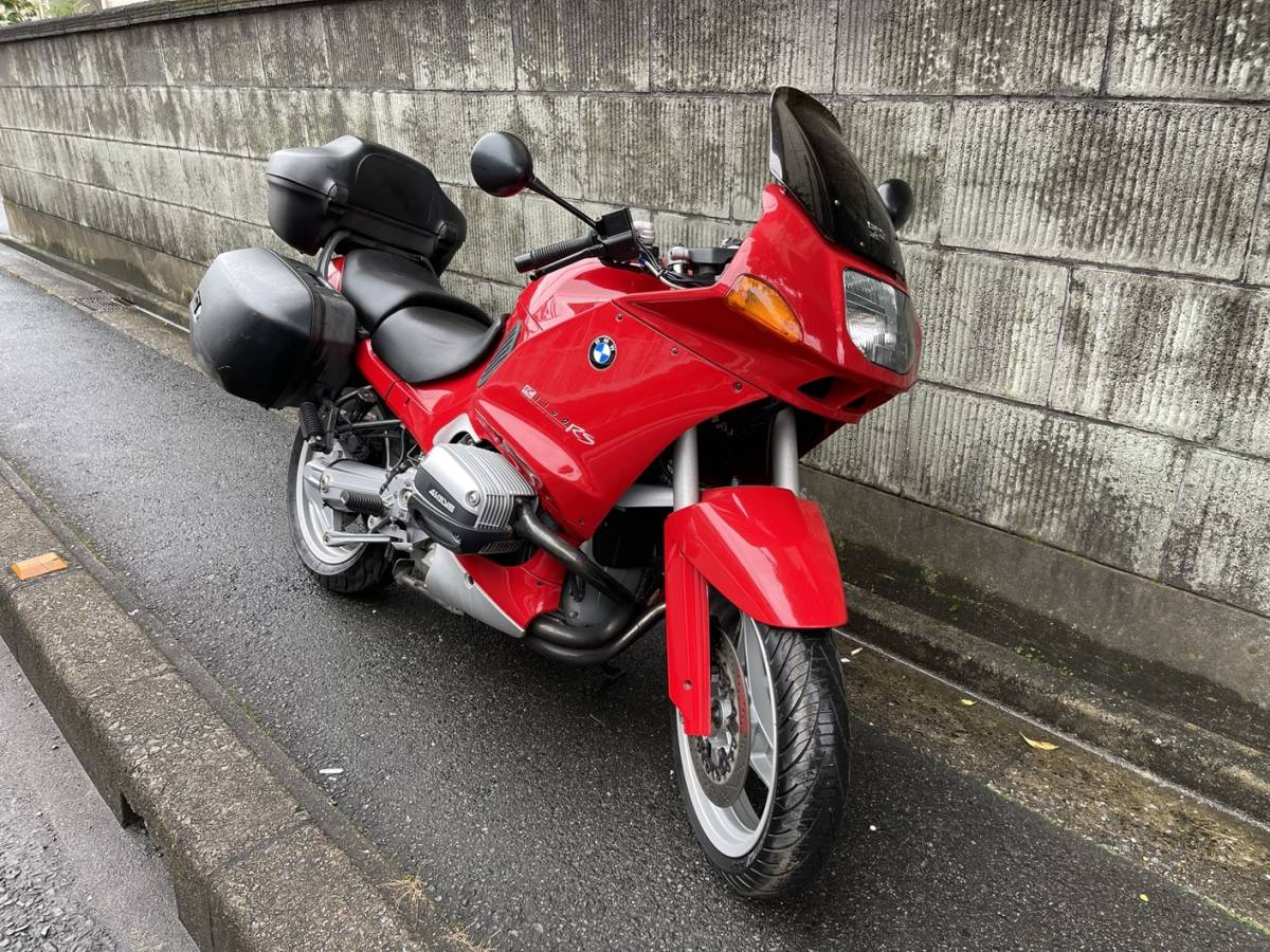 「BMW R1100RS」の画像1
