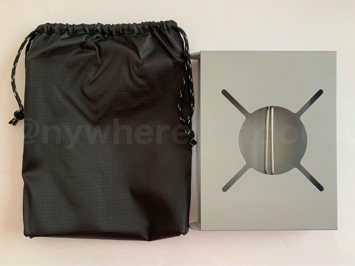 遮熱板テーブル*超軽量折り畳み式折畳式コンパクトSOTOST-310用アウトドア