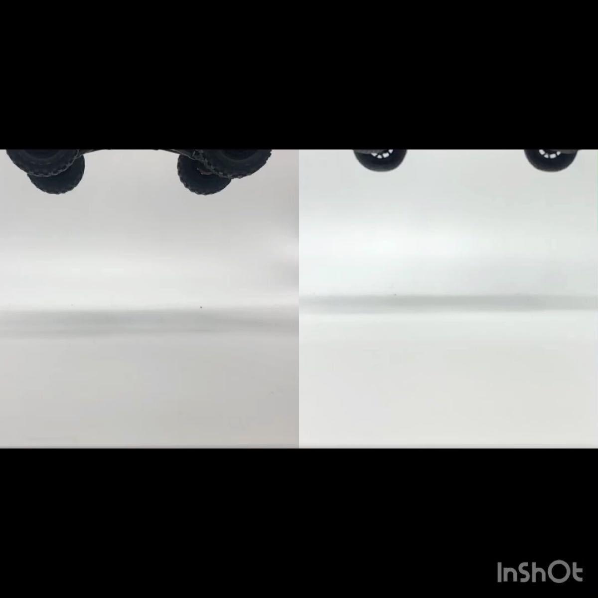 ミニッツ 4x4 調整式 メタルダンパー 4本 1台分 取付用ビス セット 4×4
