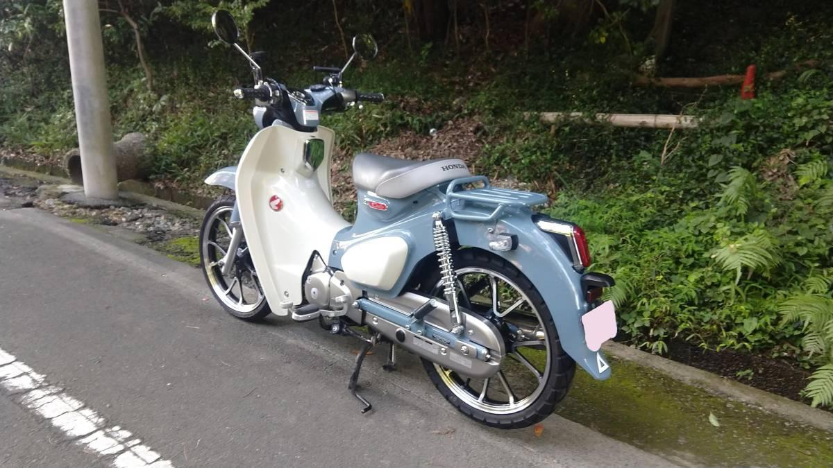 「★売り切り★ ホンダ スーパーカブC125 ドラレコ付」の画像3