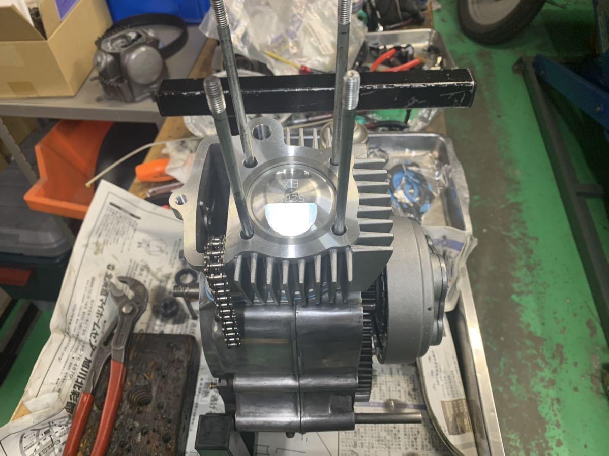 「HONDA モトコンポ スワップ カスタム モンキー モンキーエンジン」の画像2