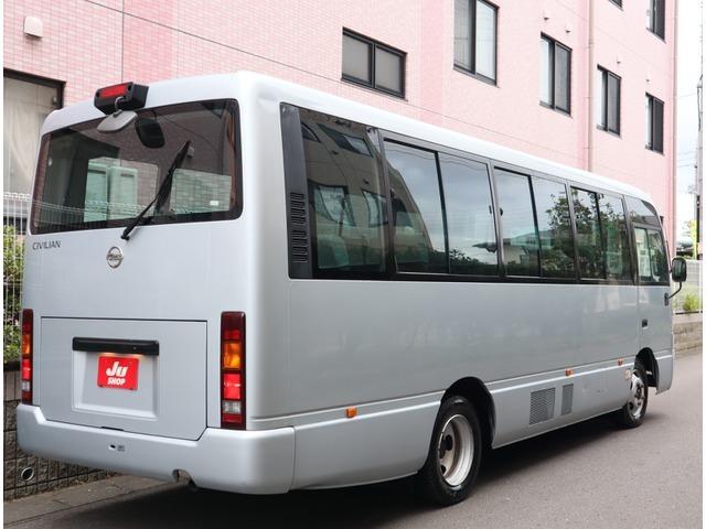 「【車卸値センター】H19 シビリアン バス マイクロバス SV ロングハイルーフ 29人 モケットシート 自動スイングドア@車選びドットコム」の画像2