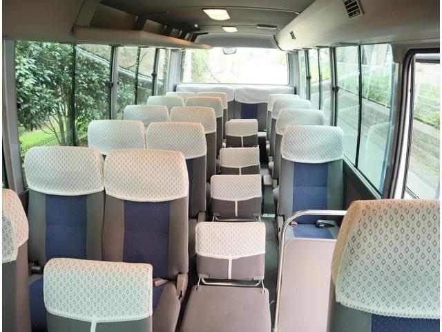「【車卸値センター】H19 シビリアン バス マイクロバス SV ロングハイルーフ 29人 モケットシート 自動スイングドア@車選びドットコム」の画像3
