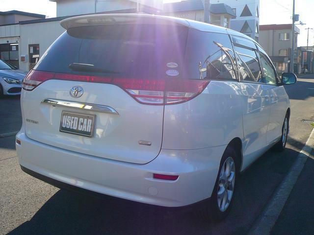 「【全国対応可】 平成18年 エスティマ 2.4 G 4WD パワーバックドア 両側電動スラ@車選びドットコム」の画像3