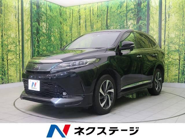 「平成30年 ハリアー 2.0 プレミアム @車選びドットコム」の画像1