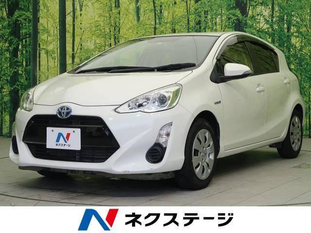 「平成27年 アクア 1.5 S @車選びドットコム」の画像1