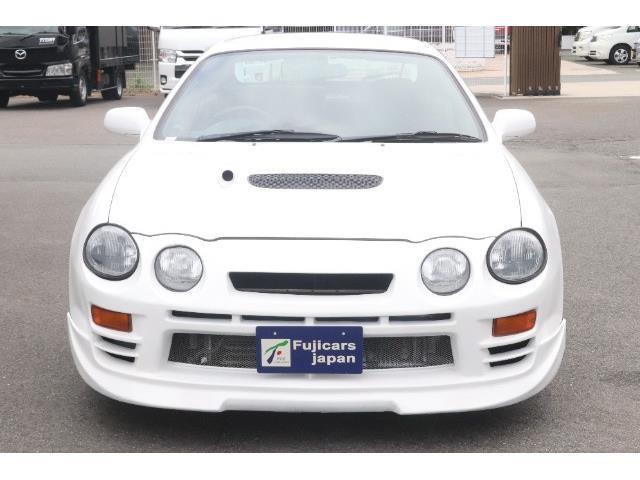 「H9 トヨタ セリカ GT-FOUR C-ONEマフラー 車高調@車選びドットコム」の画像2