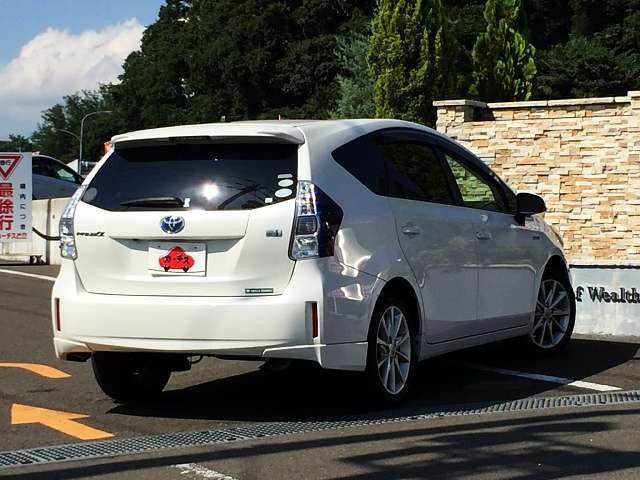 「\全車保証付/ 平成23年 トヨタ プリウスα 1.8 S ツーリングセレクション @車選びドットコム」の画像2
