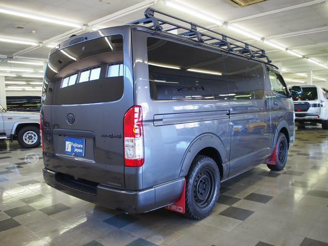 「H31 レジアスエース スーパーGL ベッドキット 4WD@車選びドットコム」の画像3