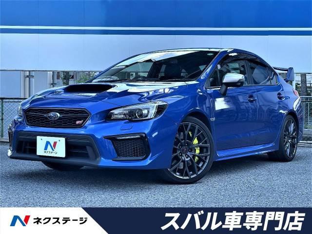 「平成29年 WRX STI 2.0 タイプS 4WD @車選びドットコム」の画像1