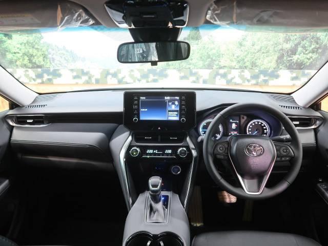 「令和3年 ハリアー 2.5 ハイブリッド S @車選びドットコム」の画像2