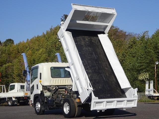 「平成22年 いすゞ フォワード ダンプ コボレーン付き 最大積載3.75トン@車選びドットコム」の画像2