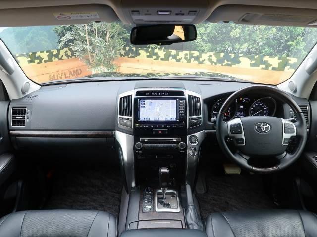 「平成25年 ランドクルーザー200 4.6 ZX 4WD @車選びドットコム」の画像2
