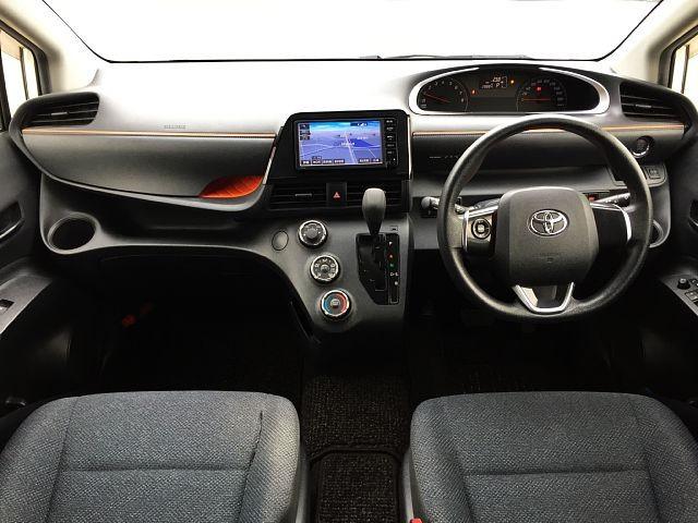 「\全車保証付/ 平成28年 トヨタ シエンタ 1.5 X @車選びドットコム」の画像3