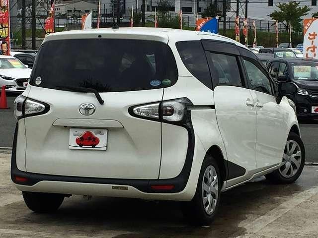「\全車保証付/ 平成28年 トヨタ シエンタ 1.5 X @車選びドットコム」の画像2