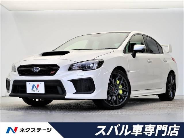 「平成30年 WRX STI 2.0 タイプS 4WD @車選びドットコム」の画像1