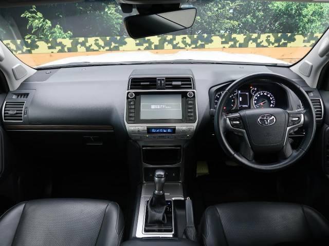 「平成30年 ランドクルーザープラド 2.7 TX Lパッケージ 4WD @車選びドットコム」の画像2