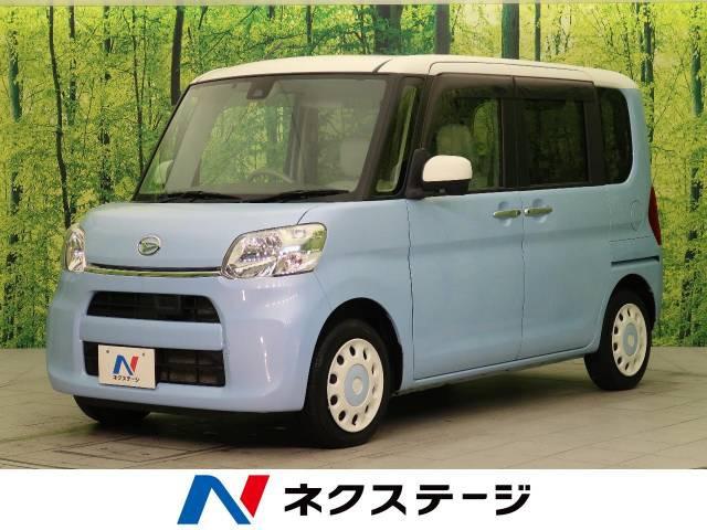 「平成28年 タント X ホワイトアクセント SAII @車選びドットコム」の画像1