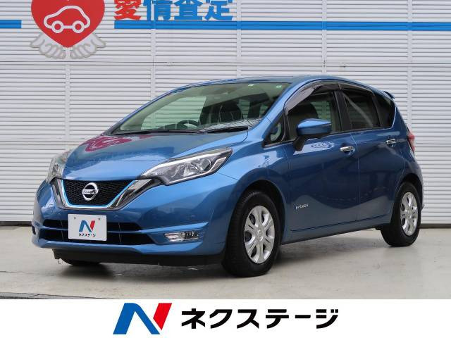 「平成29年 ノート 1.2 e-POWER X @車選びドットコム」の画像1