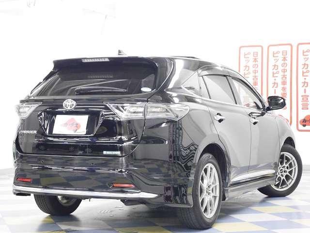 「\全車保証付/ 平成28年 トヨタ ハリアー 2.0 プレミアム アドバンスドパッケージ @車選びドットコム」の画像2