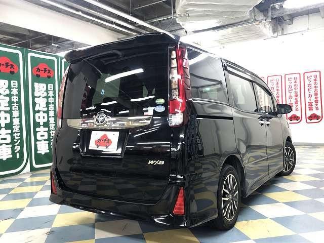 「\全車保証付/ 平成28年 トヨタ ノア 2.0 Si @車選びドットコム」の画像2