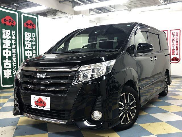 「\全車保証付/ 平成28年 トヨタ ノア 2.0 Si @車選びドットコム」の画像1