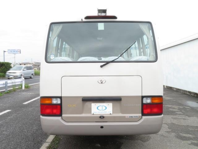 「平成11年 トヨタ コースター GX ワンオーナー@車選びドットコム」の画像3