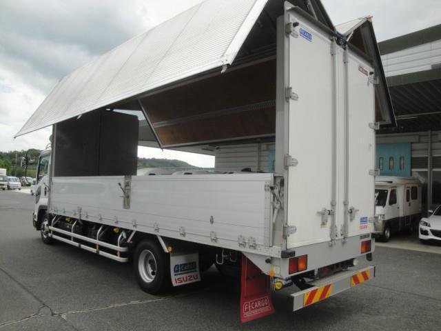 「H24 いすゞ フォワード アルミウィング 積載2900Kg@車選びドットコム」の画像2