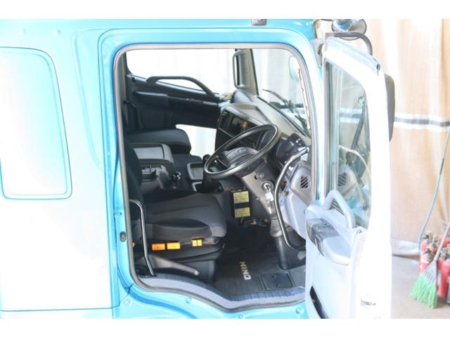 「日野 プロフィア 22t深ダンプ@車選びドットコム」の画像3